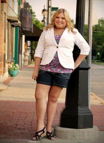 Dicas para Mulheres Plus Size 92 Modelos de Shorts para Gordinhas