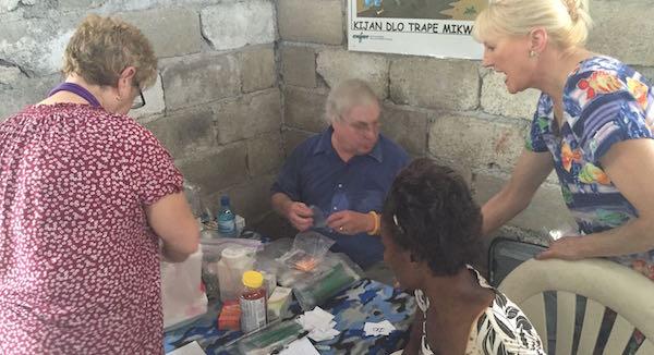 Medical Clinic in Haiti