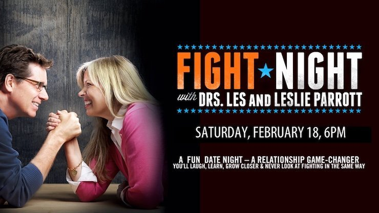Fight Night with Drs. Les and Leslie Parrot