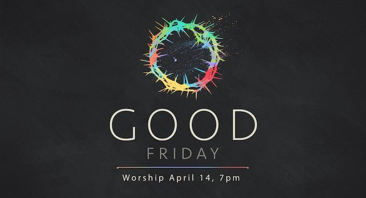 Good Friday at Good Shepherd