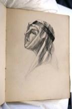 Alexander Logan Jackson Sketchbook