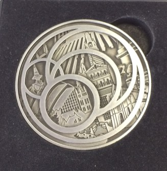 Commonwealth Games Commemorative Medal - GSA Archives and Collections