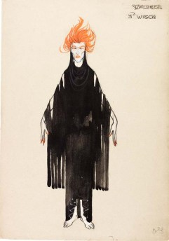 Third Witch, from Macbeth (Archive Reference: NMC/96/R)