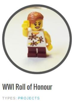 WWI Roll of Honour Project