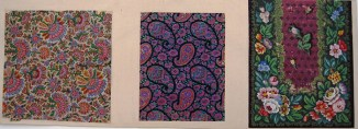Untitled Paisley Shawl Design, GSA Archives and Collections (archive reference: DC/39/21)