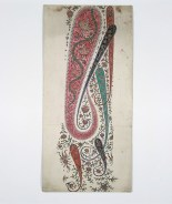 Untitled Paisley Shawl Design, GSA Archives and Collections (archive reference: DC/39/27)