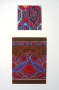 Untitled Paisley Shawl Design, GSA Archives and Collections (archive reference: DC/80/05)