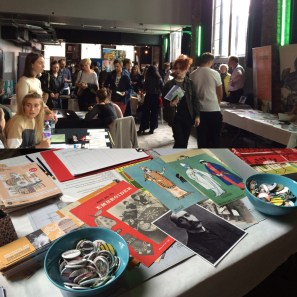 Glasgow School of Art Fresher's Fair
