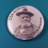 GSA Archives and Collections badges.