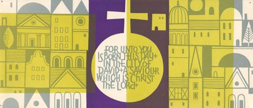 For Unto You, c1950s by Gordon F Huntly, GSA Archives and Collections (archive reference: DC073/1/16)