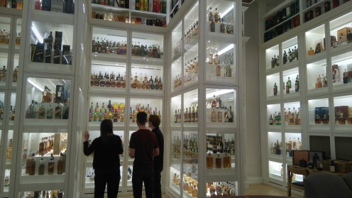 Inside Diageo's Liquid Library