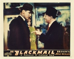 "Blackmail, the first British ""Talkie"". Image courtesy of https://crackedrearviewer.files.wordpress.com/2017/07/blkm2.jpg"