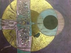 Robert Stewart Ceramic Panel (NMC/744)
