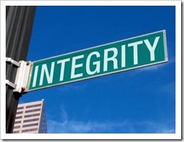 Integrity - GSalam.Net