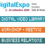 Expo Venice: con Digital Expo l'industria cinematografica protagonista alla Mostra del Cinema di Venezia
