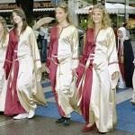 A Milano va in scena il Capodanno celtico