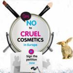 11 marzo 2013: stop ai test cosmetici sugli animali