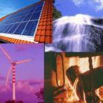 Energia rinnovabile in fase di test