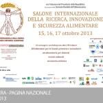 Salone Internazionale della Ricerca, Innovazione e Sicurezza Alimentare