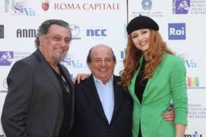 Metis Di Meo- Giancarlo Magalli- Andrea Roncato