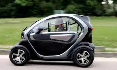 Fenêtres pour le Renault Twizy