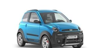 Microcar M.Go Outdoor