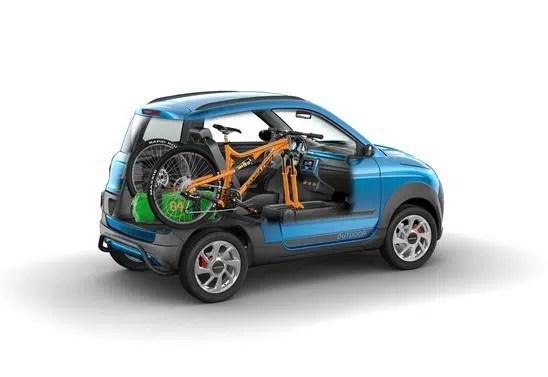 Microcar siège Flex-It