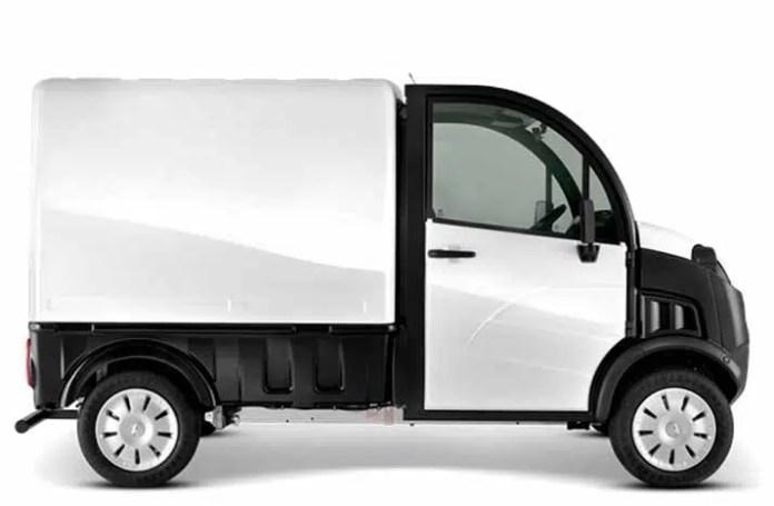 AIXAM PRO D-Truck