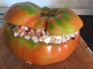 Pomodori ripieni Pinko Panko a modo di gsartecucina
