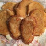 Mozzarella Impanata - Mozzarella cheese breaded