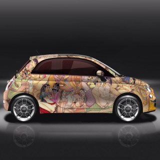Kar_masutra - Lapo Elkann e Garage Italia Customs