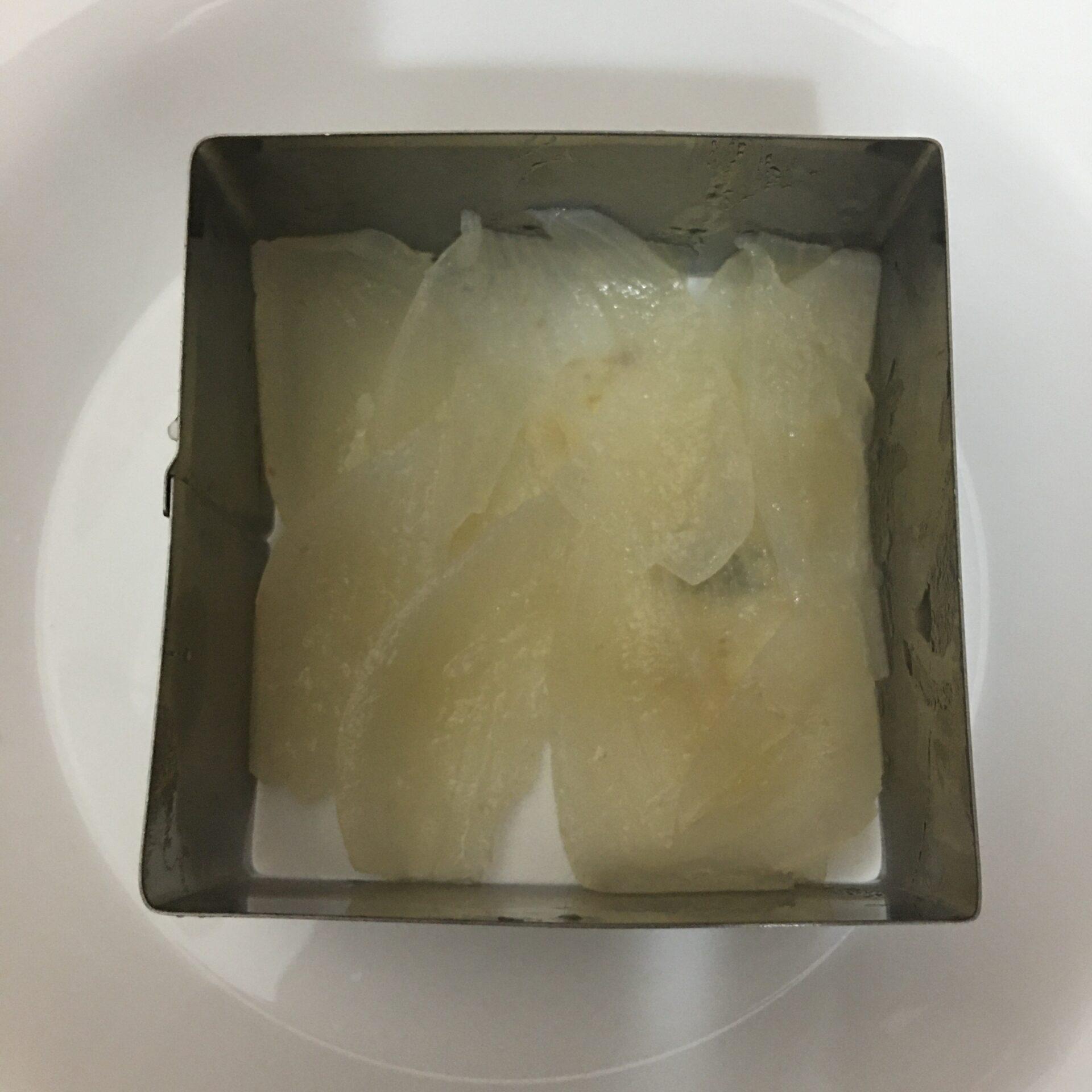 Minestra di patate e polpette