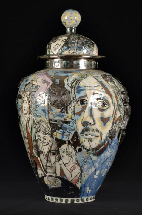 Grayson Perry, Who Am I 1996 © the artist. Image by Birmingham Museums Trust