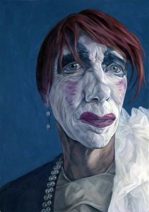 David Hoyle by Peter Field