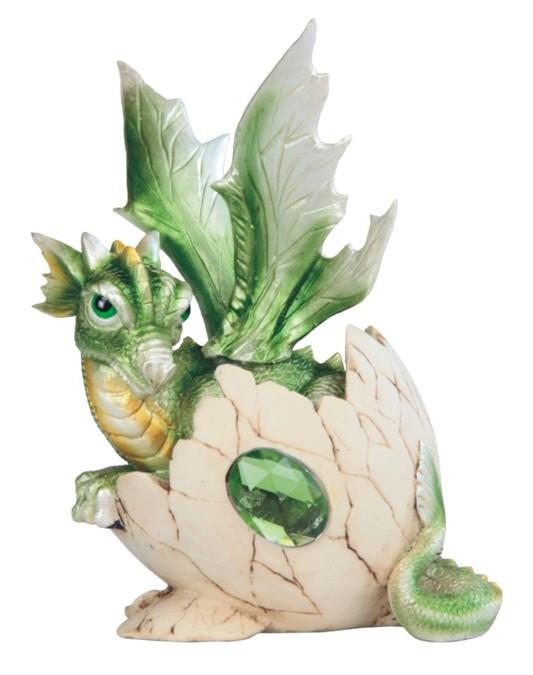 Green Dragon Egg GSC Imports