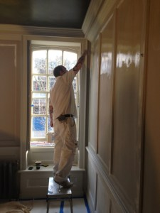 Painting Farrow and Ball