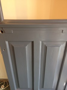 how to undercoat your front door