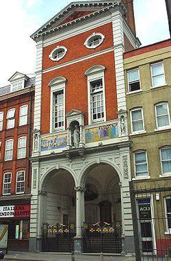 External Office Painters London