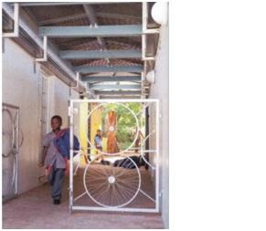 GSDT website vision afrika
