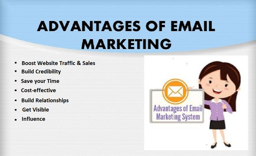 Amazing Benefits of Email Marketing