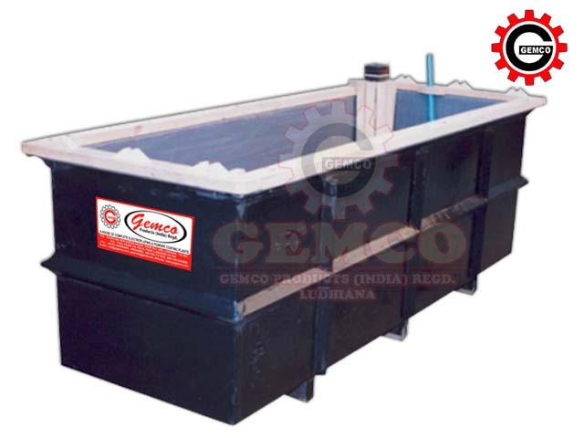 Plating Tank PVC Lining