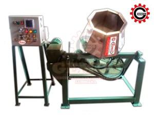 S.S. Vertical Polishing Barrel