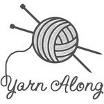 Yarn Along with Ginny