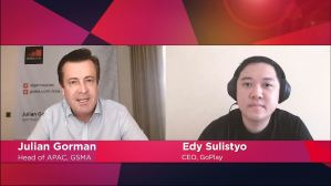APAC Digital Leaders Champion Interview Shorts – Edy Sulistyo, CEO, GoPlay