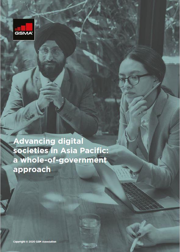 GSMA Digital Societies Report: Asia Pacific 2020 image