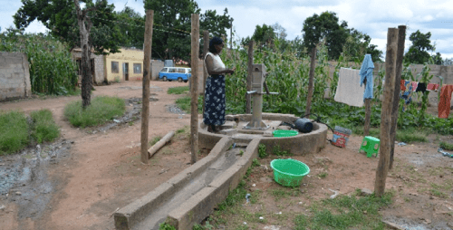 Working to Improve Water Access