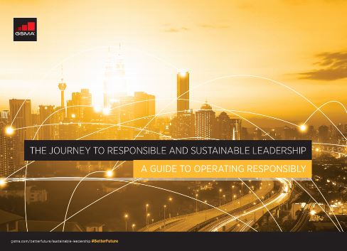 The Journey to Responsible and Sustainable Leadership – A Guide to Operating Responsibly image