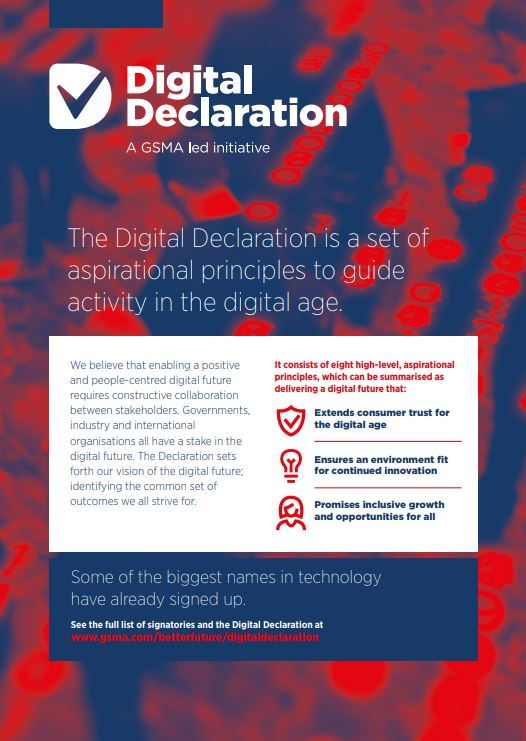 Digital Declaration Overview image