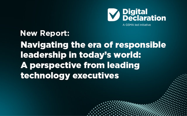 Navigating the era of responsible leadership in today's world: A perspective from leading technology executives image