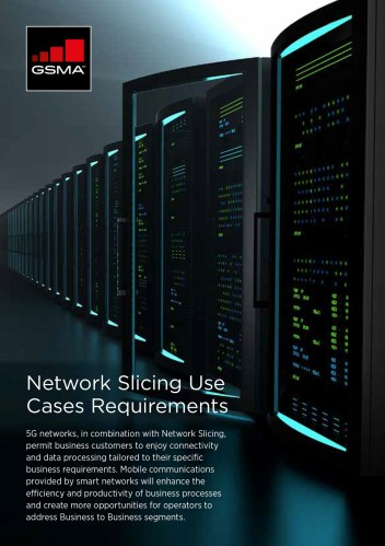 Network Slicing Use Cases Requirements: An Introduction image